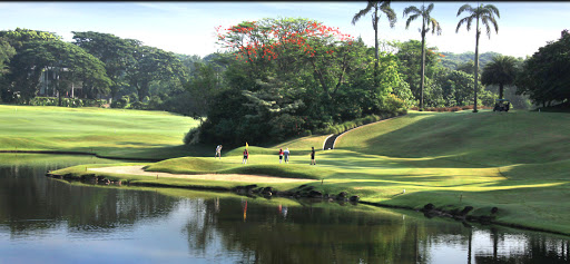 field of Damai Indah Golf