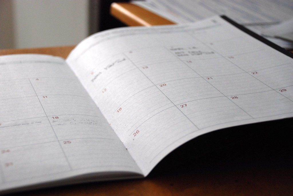 tips pindahan - atur jadwal kunjungan
