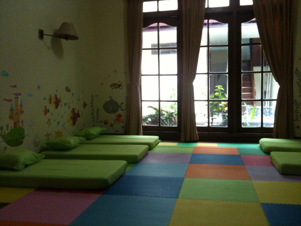 bedroom Kidee Child Care