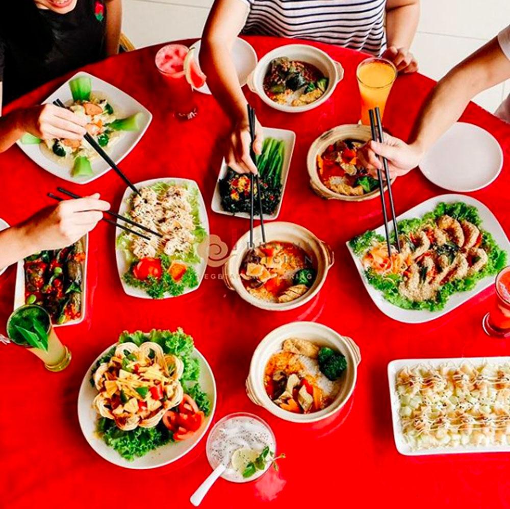 dharma kitchen vegan restaurants jakarta