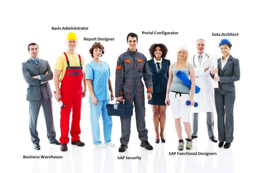 Types of Jobs and Positions