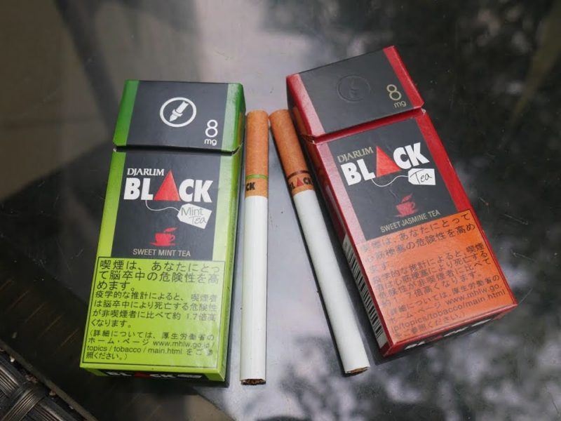 6 Popular Indonesian Cigarettes Brands