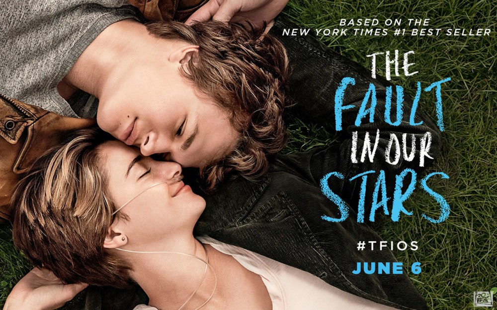 the fault in our stars romance movie to watch