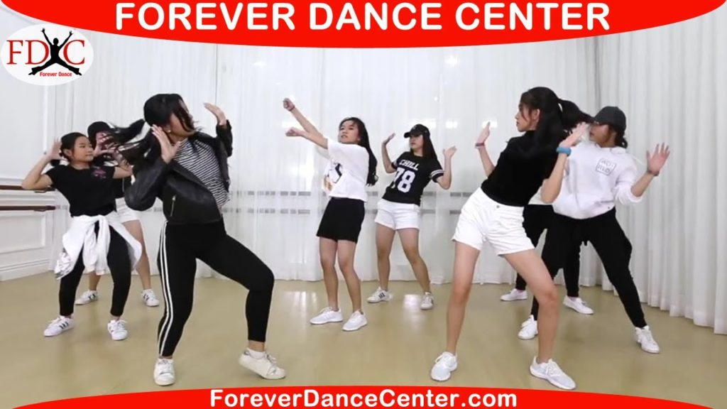 Forever Dance Center dancer