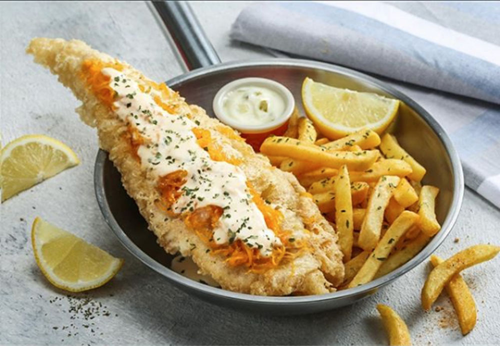 fish streat and chips seafood restaurant jakarta