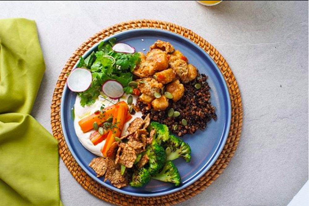 fit gourmet vegan restaurant setiabudi