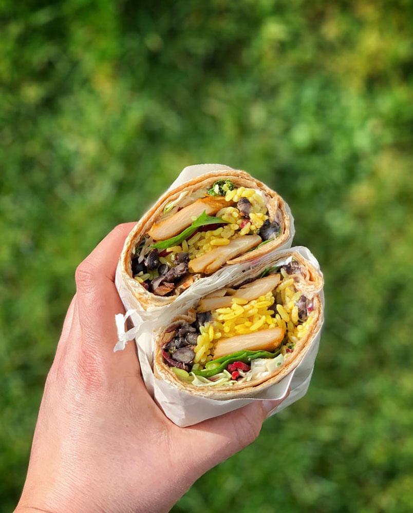 fit gourmet vegan restaurants jakarta