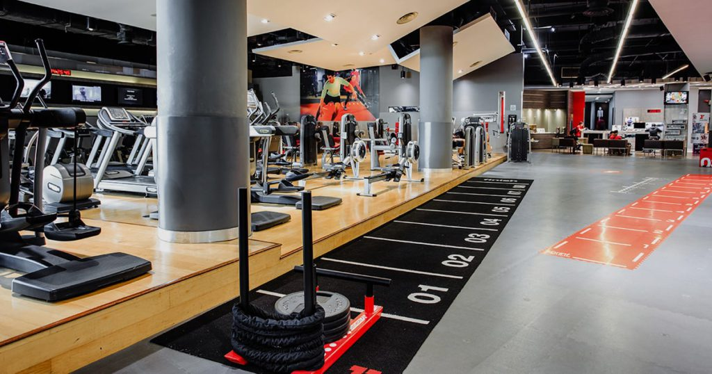fitness first gym in jakarta