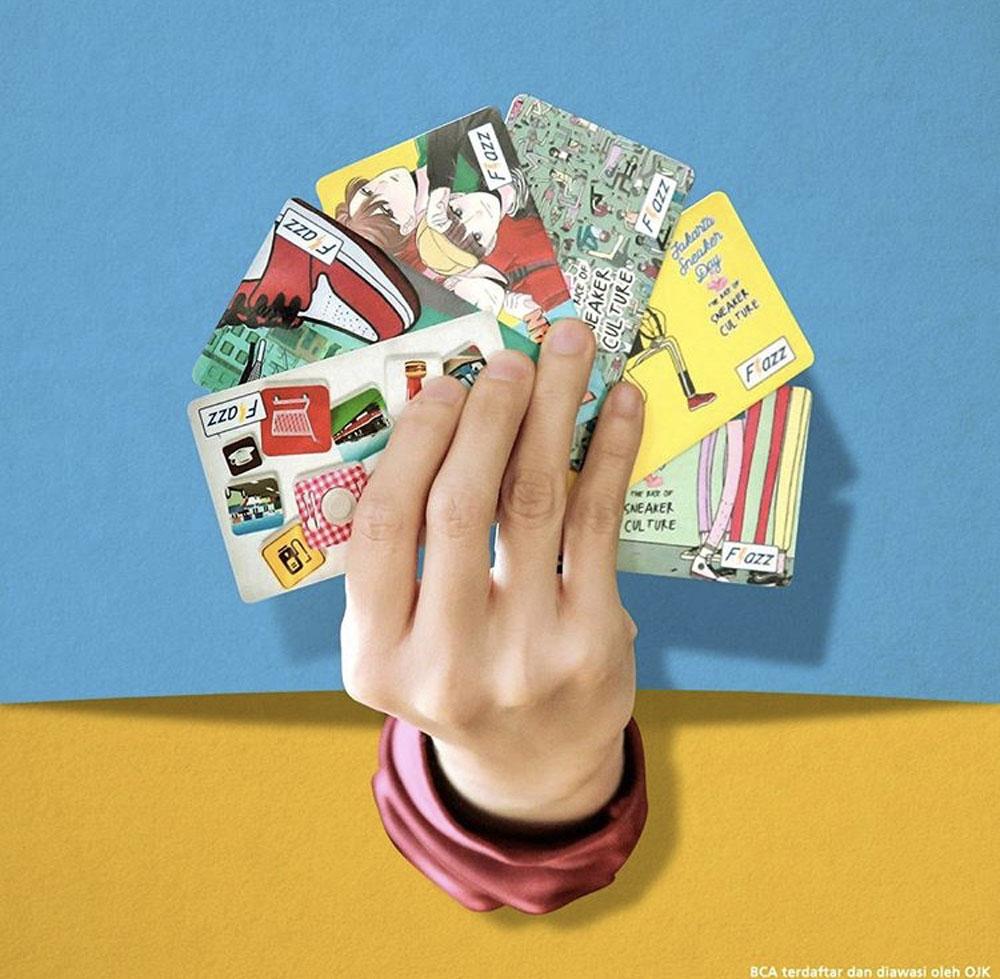 flazz transport card jakarta