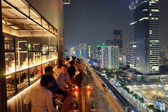 5 Best Bars in Setiabudi