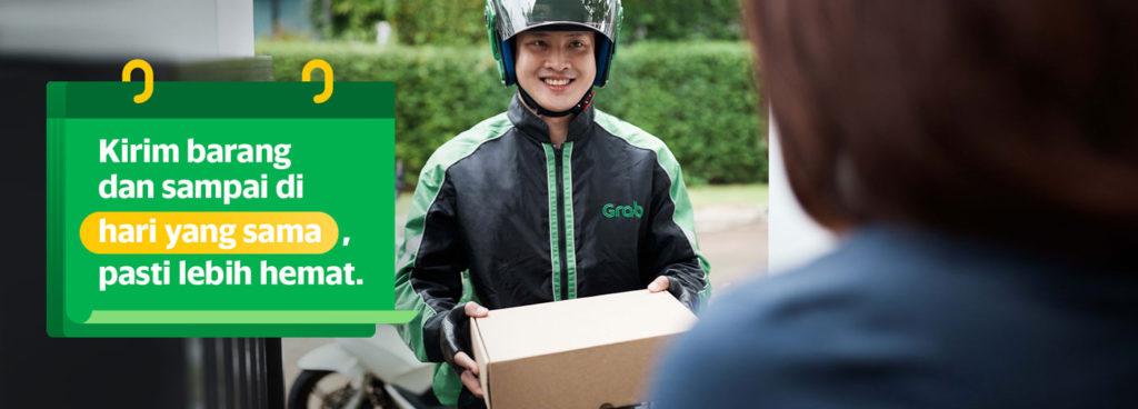 grab courier services jakarta