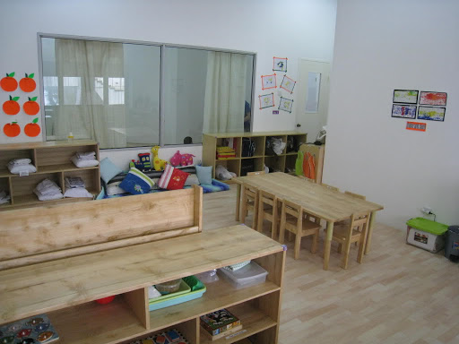classroom of I-LEAD Family Childcare Center