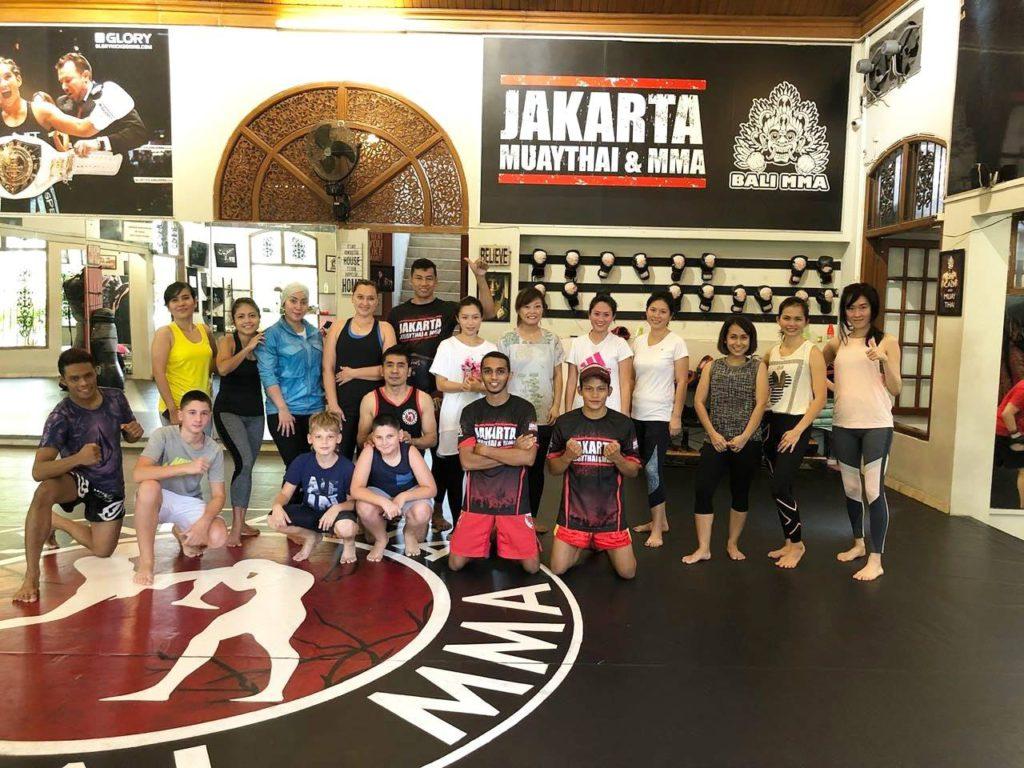 Jakarta Muay Thai & MMA Training Camp member