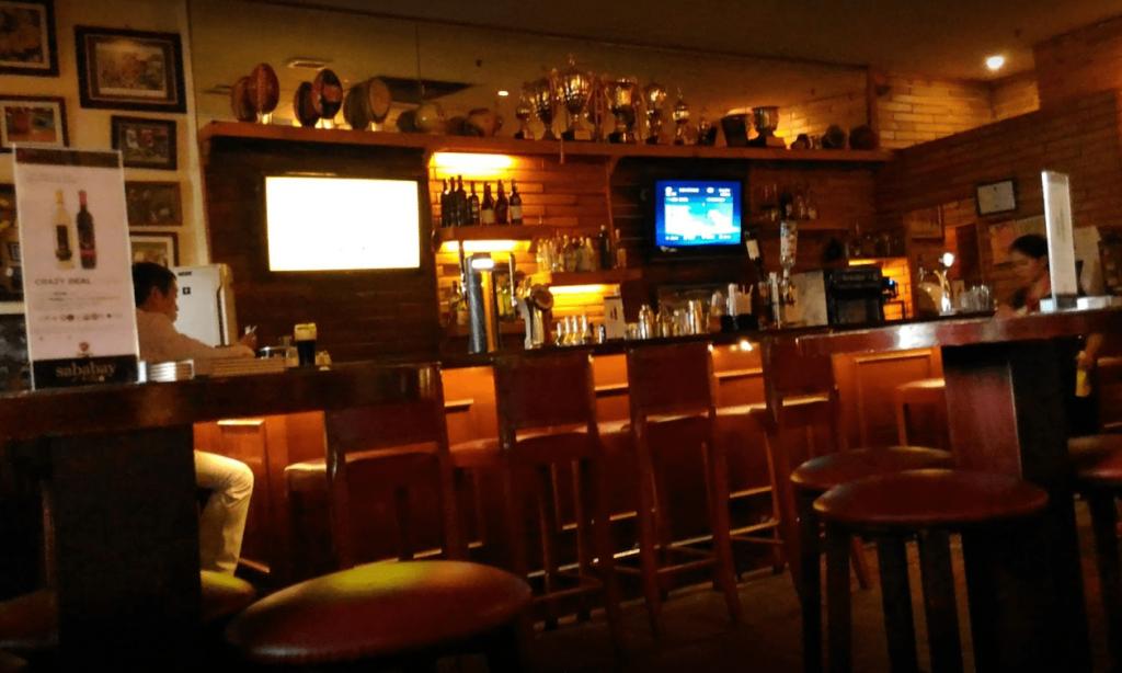 jimm's sports bar jakarta