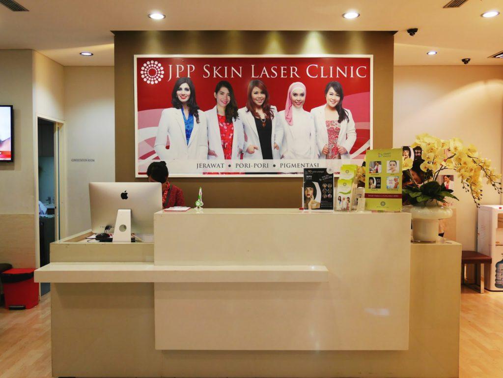 JPP Skin Laser Clinic at Central Park Mall, West Jakarta
