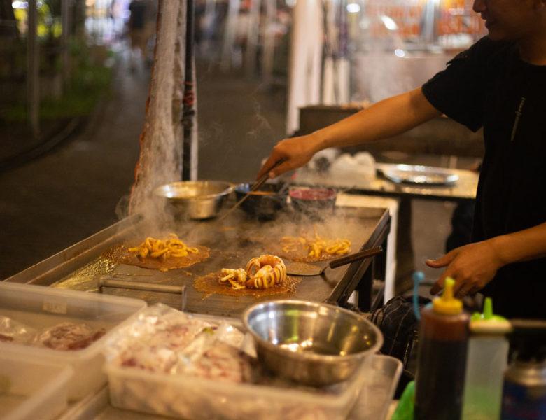 Best Street Food Centers in Jakarta