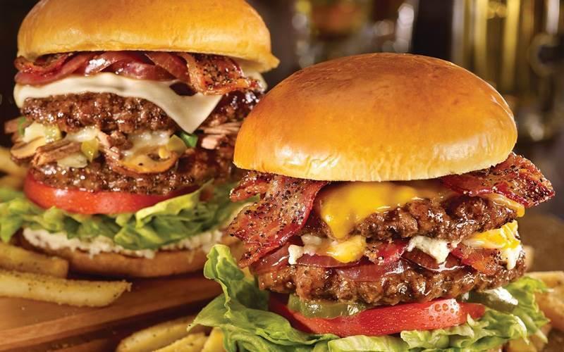 Klenger Burger foods