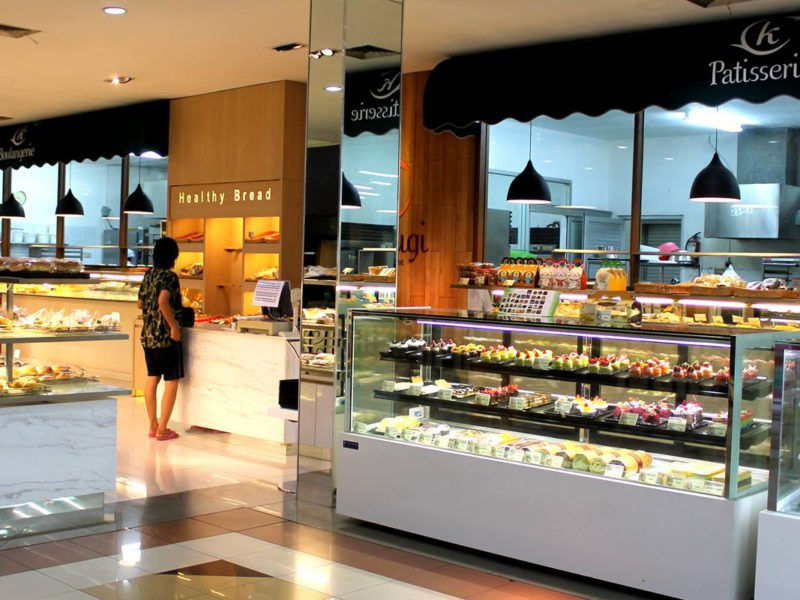 Bakeries in Jakarta
