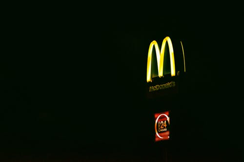24hours McDonalds