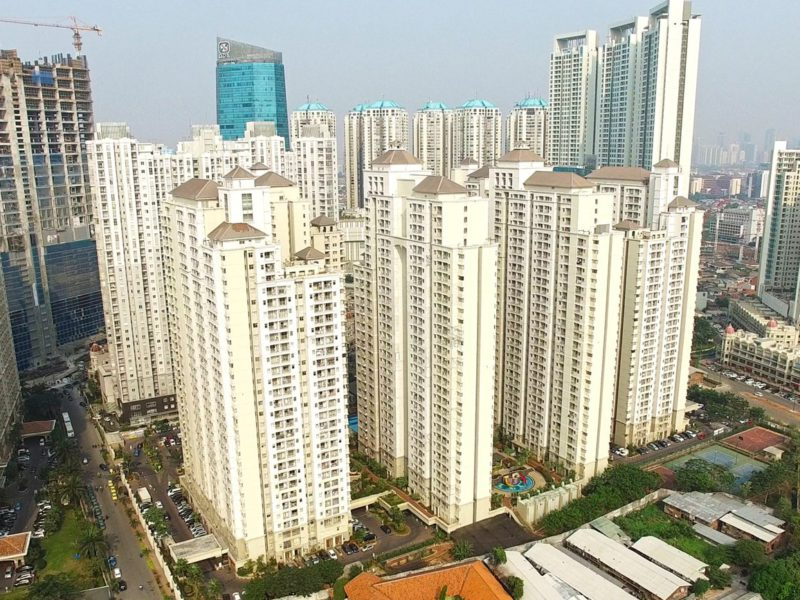 Apartments Near Transportation Hubs in West Jakarta