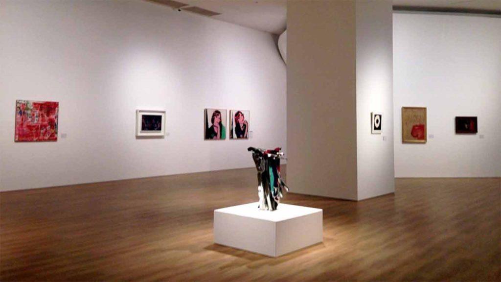 Museum MACAN art galleries