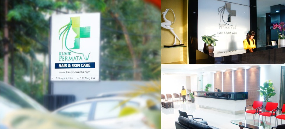 Klinik Permata view
