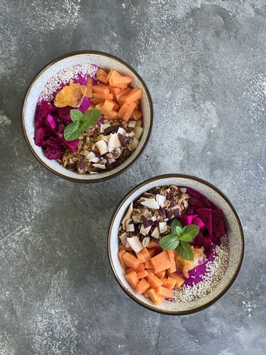Where to get Smoothie Bowls in Jakarta