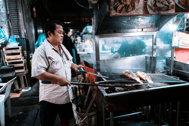 Classic Jakarta Street Food to Eat on a Date
