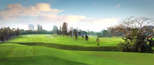 field of Pondok Indah Golf Course