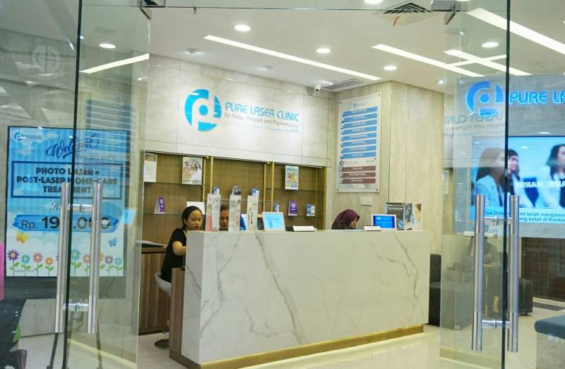 view of  Pure Laser Clinic