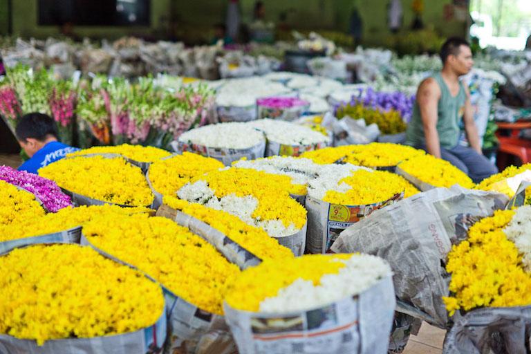 Rawa Belong: Go-to Flower Market in Jakarta