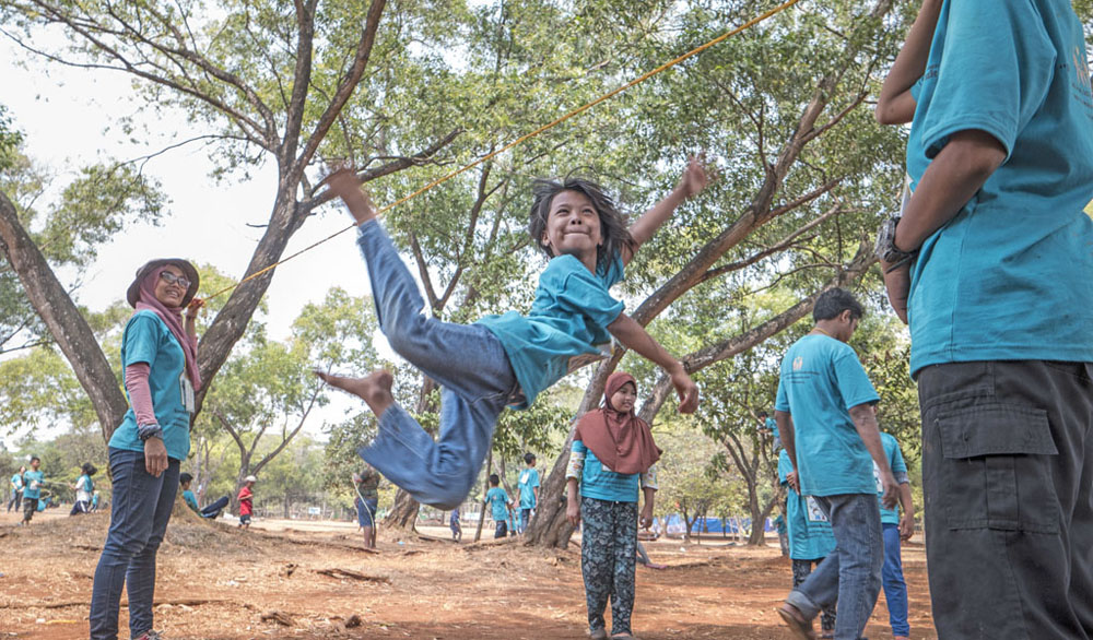 sahabat anak volunteer opportunities jakarta