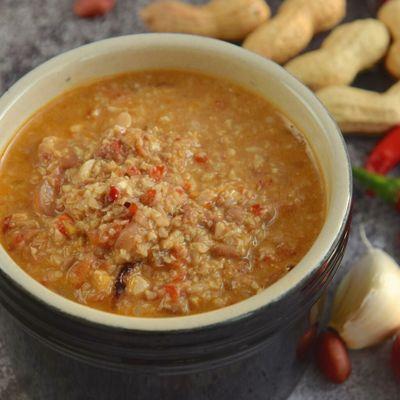 resep sambal kacang
