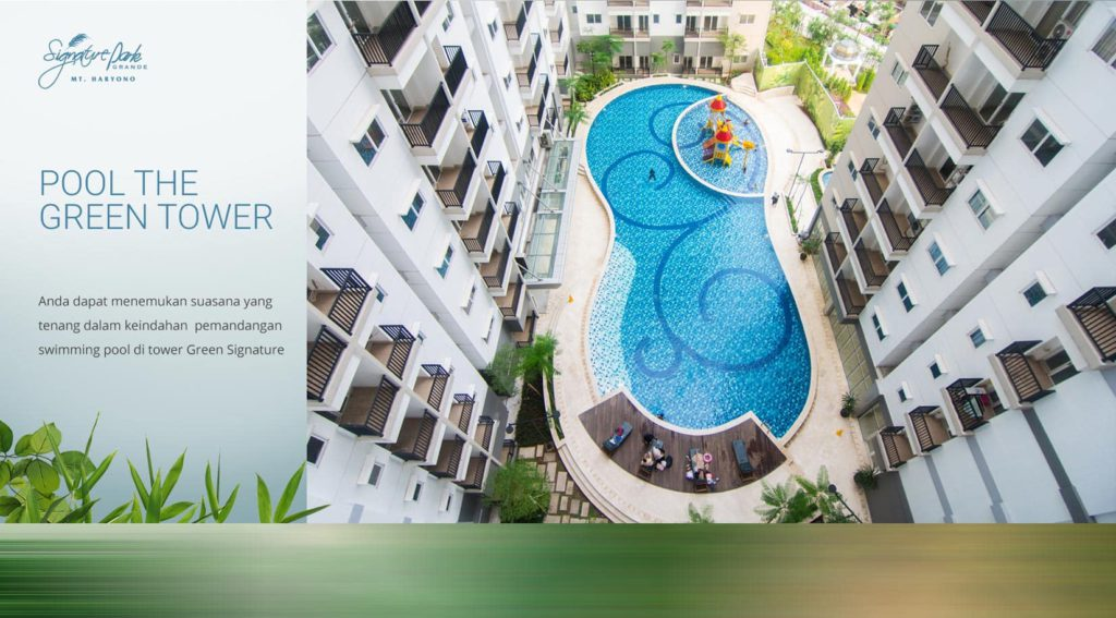Affordable Budget Apartments in East Jakarta: Signature Park Grande