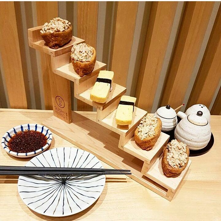Sushi Hiro foods