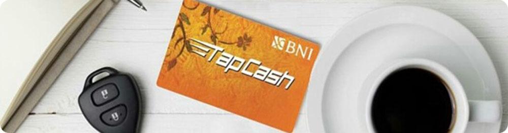 bni tapcash transport card jakarta