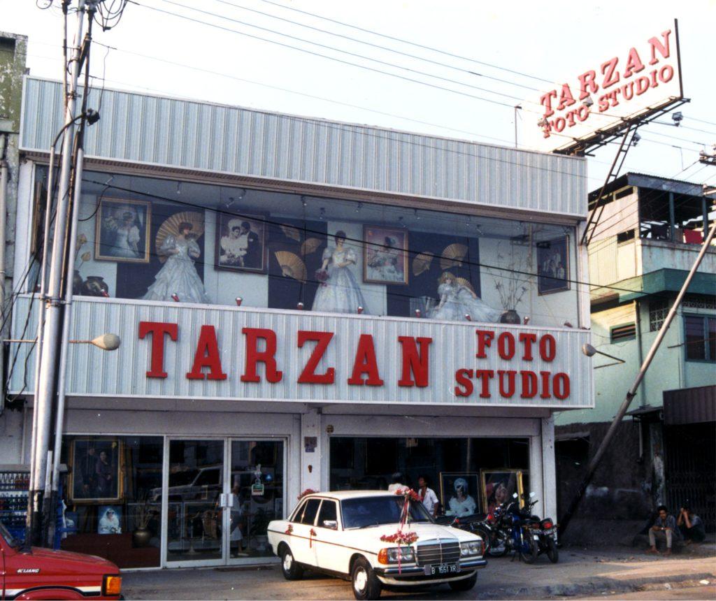 view of Tarzan Photo Studio