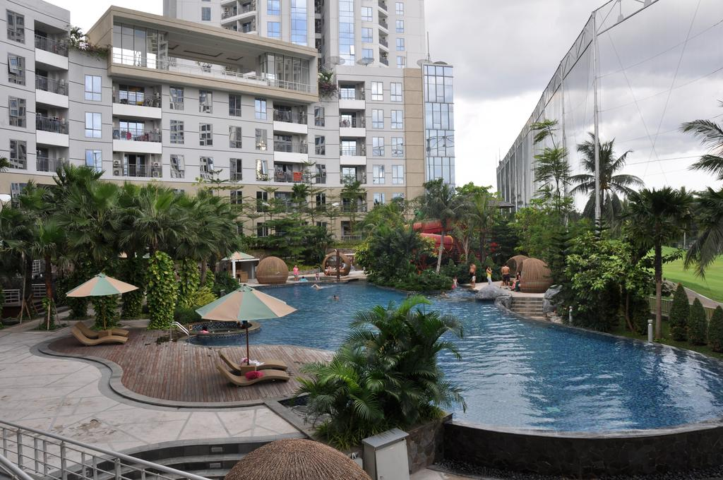 Luxury Apartments in North Jakarta: The Mansion at Dukuh Golf Kemayoran