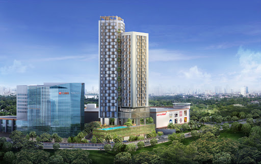 The Accent, apartment in Bintaro