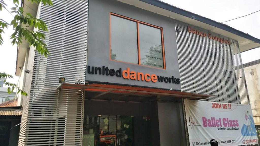 ourside of  United Dance Works