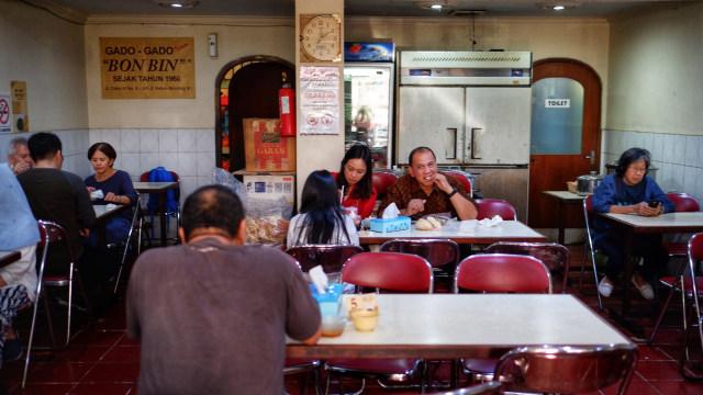 Places Enjoy Gado-Gado Jakarta