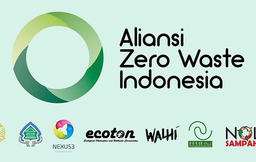 Zero Waste Indonesia (ZWID) logo