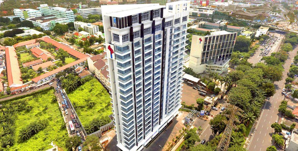 Best Apartments Near Rasuna Said: Capitol Suites