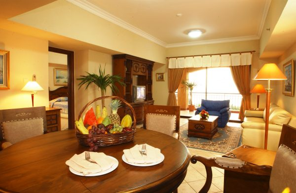 suite of Marbella Kemang Apartment