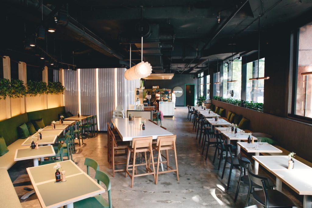 Devon Cafe view