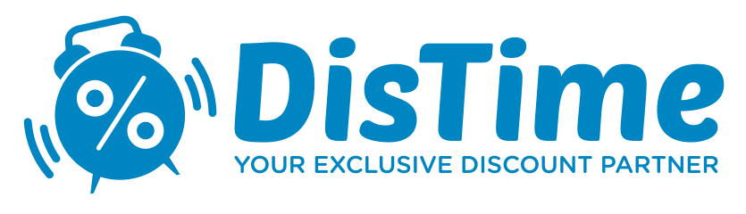 DisTime logo