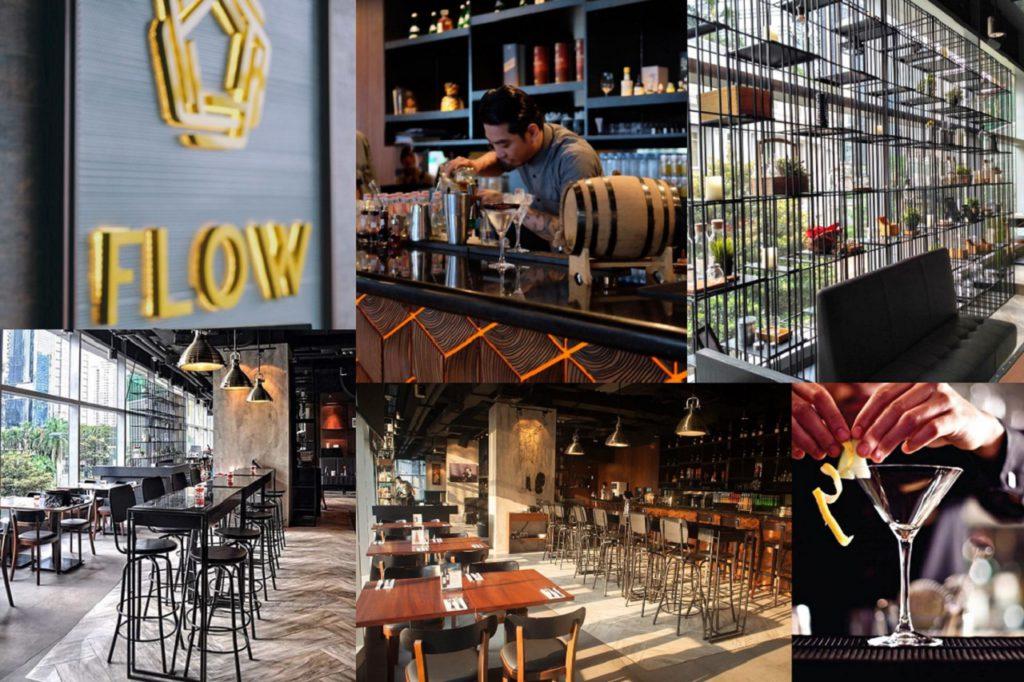 FLOW Bar & Restaurant view