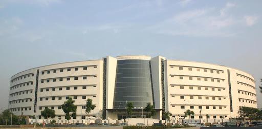 Gandhi Memorial Intercontinental School view