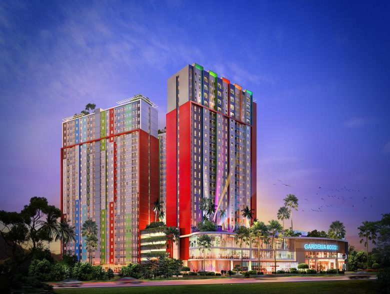 9 Apartments Near Transport Hubs in Bogor