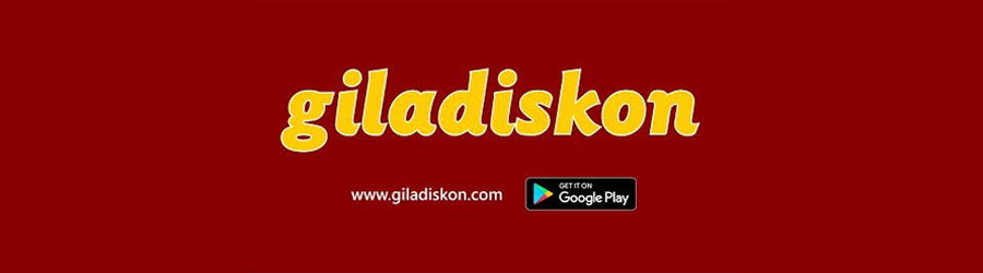 Giladiskon logo